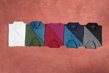 Camisa Polo Diâmetro D.portum 100% Original - Cores Sortidas