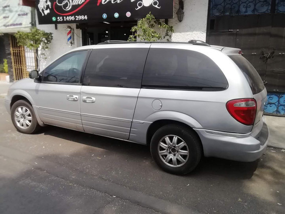 Chrysler Town & Country 2007 3.8 Limited Mt