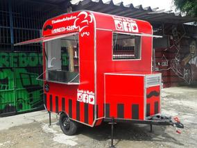 Trailer, Food Truck, Mini Trailer, Projetos.