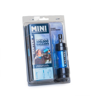 Mini Filtro Sawyer Original Camping Trekking