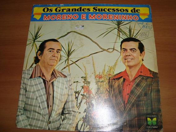Lp Moreno E Moreninho
