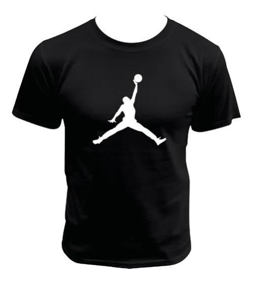 Playera De Michael Jordan Just Do It - Hombre Unisex Tallas