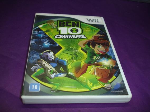 Ben 10 Omniverse Wii Mídia Física , Completo