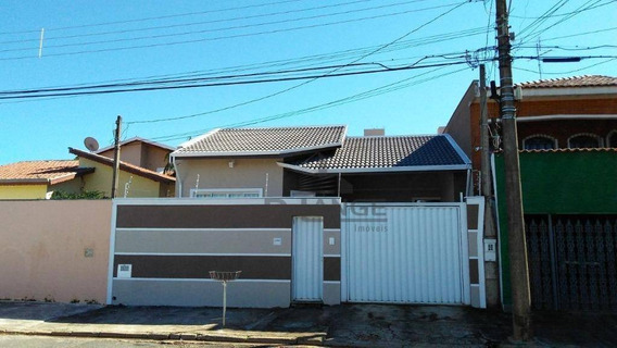 Casa À Venda, 152 M² Por R$ 583.000,00 - Jardim Anton Von Zuben - Campinas/sp - Ca11046