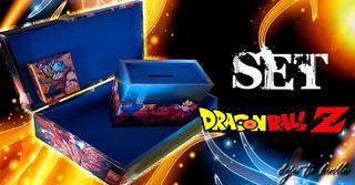 Dragon Ball Z Set Regalable