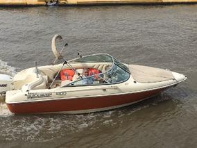 Lancha Quicksilver Marine Sur 1800 C/evinrude 150 Hp