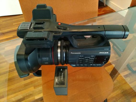 Filmadora Panasonic Ag Ac 90 Full Hd (usada)