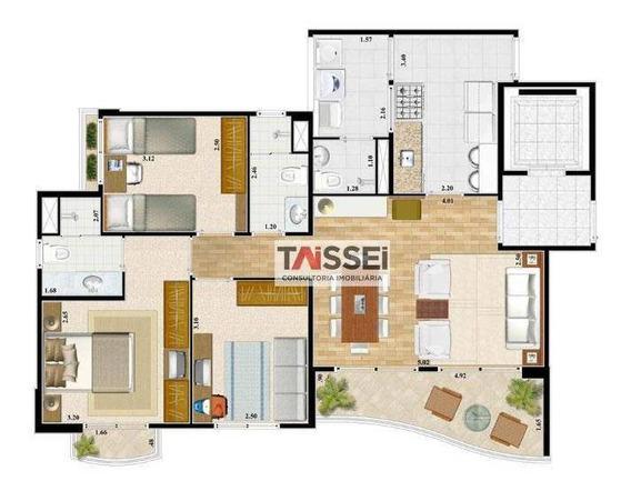 Apartamento Na Vila Clementino - Ap1339