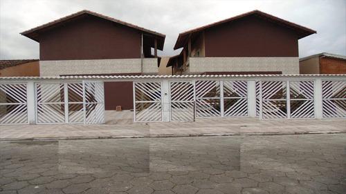 Imagem 1 de 30 de Sobrado Com 2 Dormitórios À Venda, 70 M² Por R$ 200.000,00 - Itaóca - Mongaguá/sp - So0074