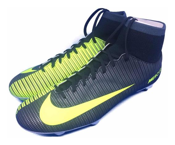Chuteira Nike Mercurial Victory Sg Cr7+brinde
