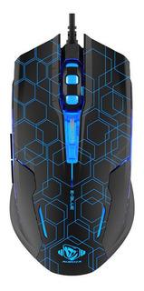 E-blue M636 2500 Dpi Usb Con Cable De 6 Botones De Colores R