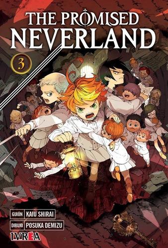 Imagen 1 de 1 de Manga The Promised Neverland Tomo 03 - Argentina