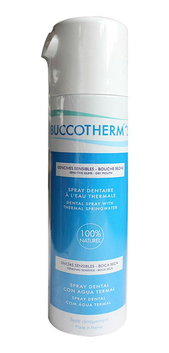 Buccotherm Spray Dental Agua Termal X 200ml