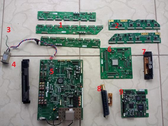 Placas Tv Lg50pb2rr P/retirada De Componentes Consulte Peça