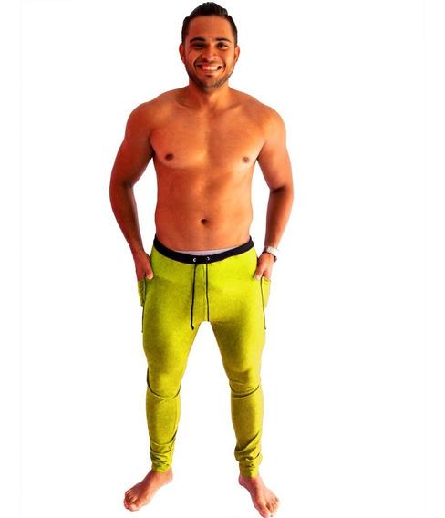 Calça Moletom Moleton Saruel Skinny Slim Swag Elasticidade