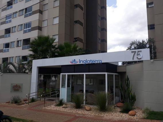 Apartamento, 76 M² - Venda Por R$ 300.000,00 Ou Aluguel Por R$ 1.500,00/mês - Vale Dos Tucanos - Londrina/pr - Ap1160