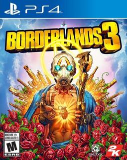 Borderlands 3 Ps4 Principal