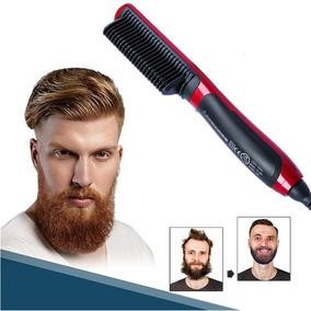 Pente Modelador E Alisador De Cabelo E Barba Masculino
