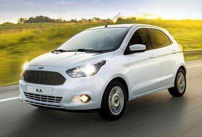 Ford Ka Ka S 1.0 Flex