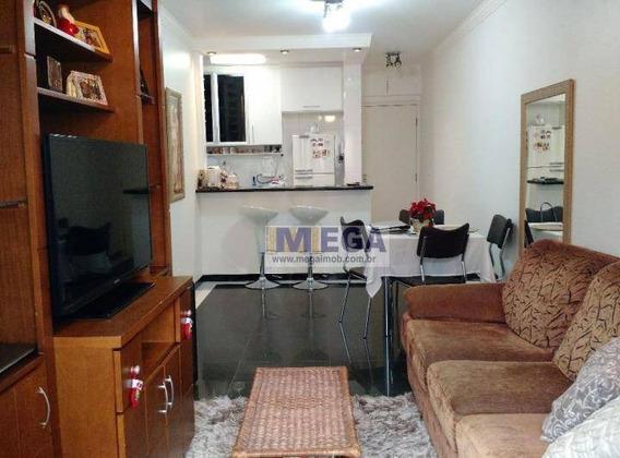 Apartamento Com 1 Dormitório À Venda, 65 M² Por R$ 185.000,00 - Bosque - Campinas/sp - Ap3512