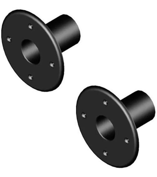 Suporte Copo De Caixa De Som Acústica Nylon Até 40kg Kit C/2