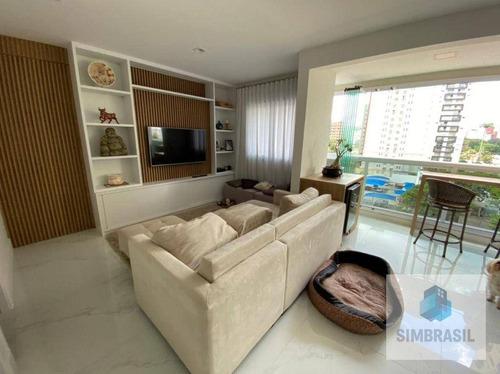 Apartamento À Venda, Por R$ 980.000 - Cambuí - Campinas - Ap1882