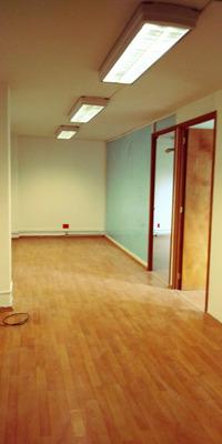 Oficina En El Centro De Negocios De Cdmx