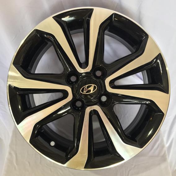 Jogo Roda Aro 15 Hyundai Hb20 4x100 + Brindes + Frete Gratis