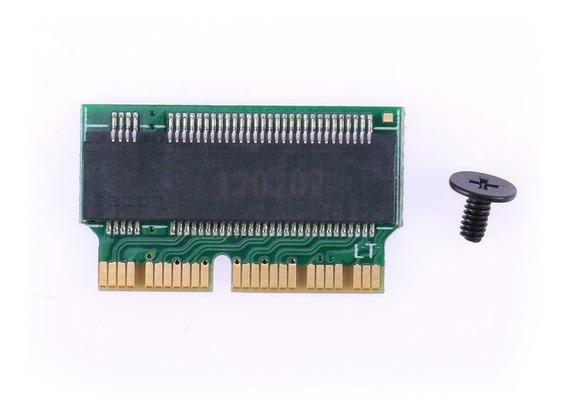 Adaptador Ssd Nvme Para Macbook Vários Modelos Air E Retina
