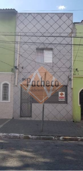 Sobrado Na Penha, 100 M², 02 Dormitórios, R$ 399.000,00 - 2419