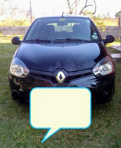 Renault Clio 2013 1.0 16v Expression Hi-power 5p