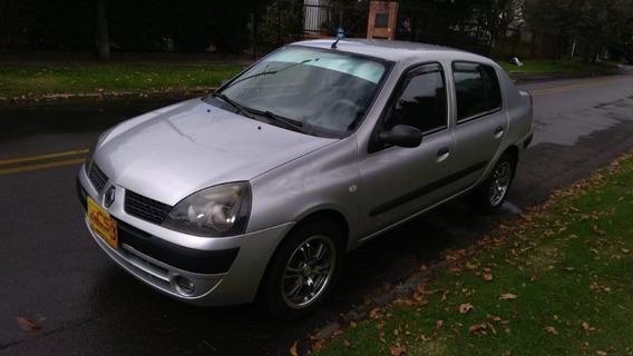 Renault Simbol Alize 2006 1.4 Full Equipo Exelente Estado