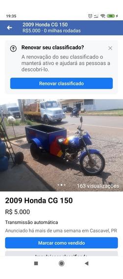 Honda 150 Cc Cg 150