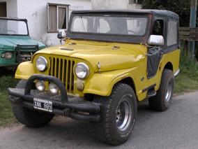 Jeep Ika 1958 Con Motor 221