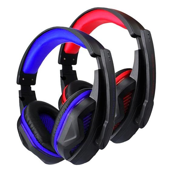 Headset Gamer 5.1 Led Ultra Bass Microfone Fone Gaming Hz711