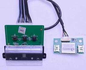 Sensor Controle + Botões Tv Tcl L32s4900s