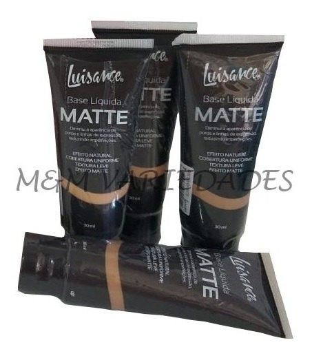Kit De Maquiagem Luisance Mix Mm Distribuidora 40 Produtos