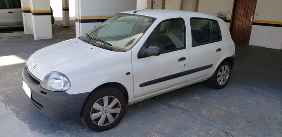 Renault Clio 1.0 Rl 2001, 4 Portas