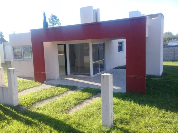 Casa A Estrenar En Villa Santa Cruz Del Lago