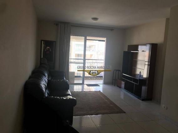 Apartamento Com 3 Dormitórios À Venda, 87 M² Por R$ 740.000,00 - Belém - São Paulo/sp - Ap2302