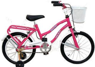 Bicicleta Rodado 16 Sprint Bluebird Nena - Rosario