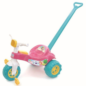 Triciclo Infantil Tico Tico Princesa 2232 - Magic Toys