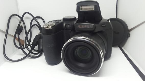 Câmera Fujifilm Finepix S2980 14mp Zoom 18x