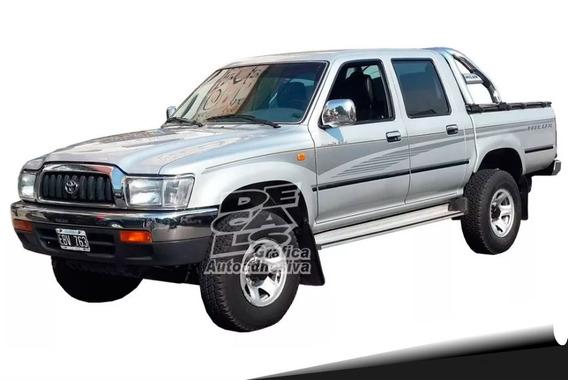 Calco Toyota Hilux Srv - Sr 2001-2004 Juego Completo