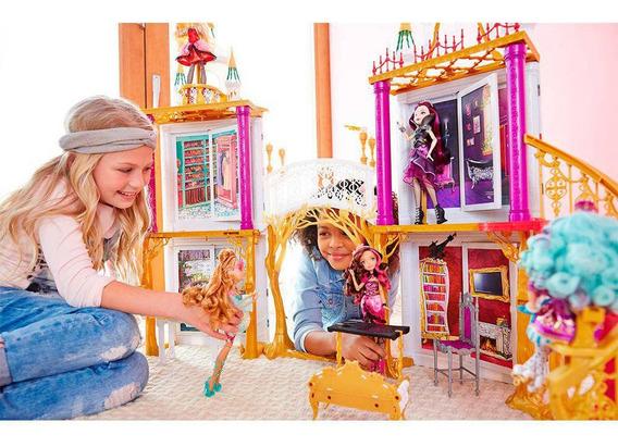 Castelo Ever After High 2 Em 1 - Mattel Dlb40