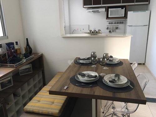 Apartamento Com 2 Quartos  À Venda, 44 M² Por R$ 172.900 - Laranjal - São Gonçalo/rj - Ap47287