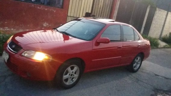 Nissan Sentra Gxe L2 5vel Aa Ee Abs Qc Mt 2001