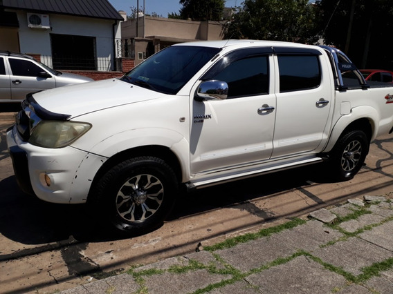 Toyota Hilux 2.5 Dx Pack Cab Doble 4x4 2008