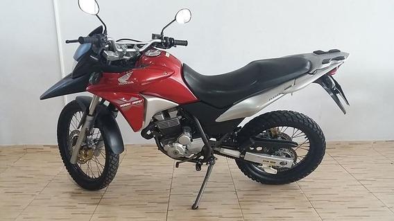Honda Xre 300 Vermelha 2015