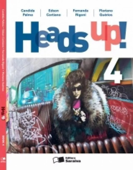 Heads Up Book 4 - 9 Ano